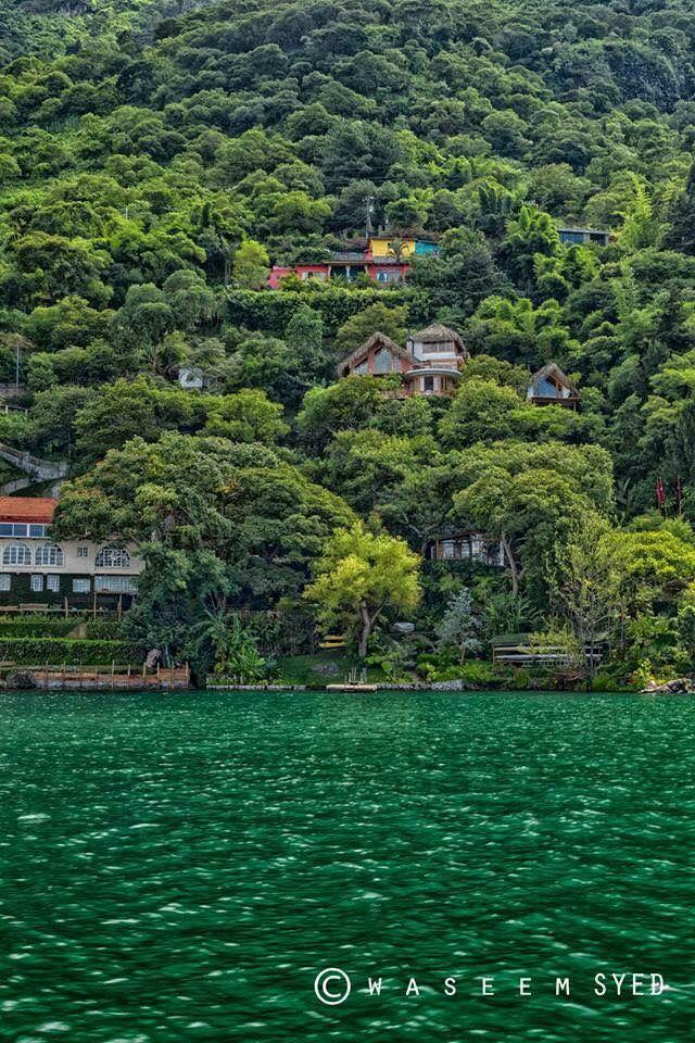 Lago de Atitlán, Sololá, Guatemala