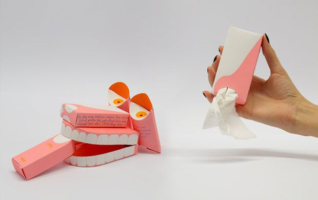"Le ""Children Pharmacy"" packaging pour des dents propres !"