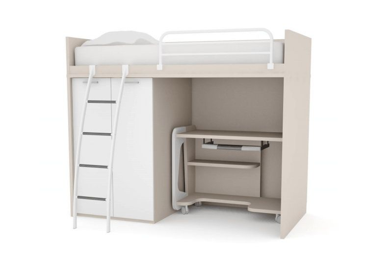 Mattress Height For Bunk Beds Funky Uk Childrens Storage