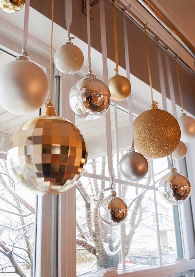 Einzigartige Fenster Weihnachts Deko Tipps zum Dekorieren der - deko fenster wohnzimmer