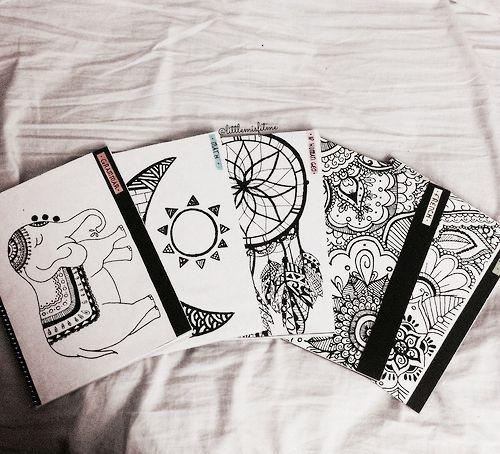 Boho Dreamcatcher Notebooks - Google Search
