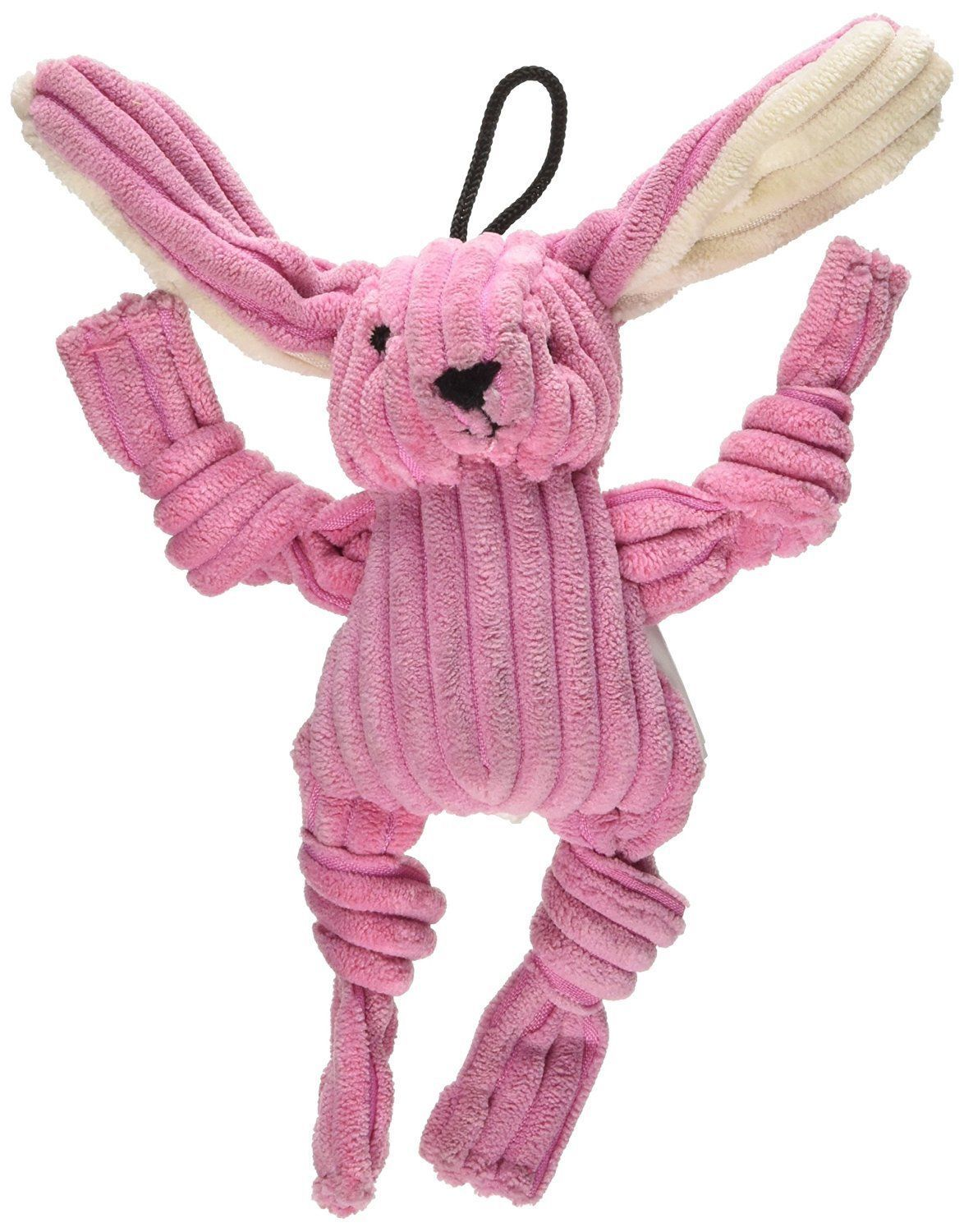 $8 99 - Hugglehounds Rope Knotties Bunny Moose Or Duck Upick Dog Toy
