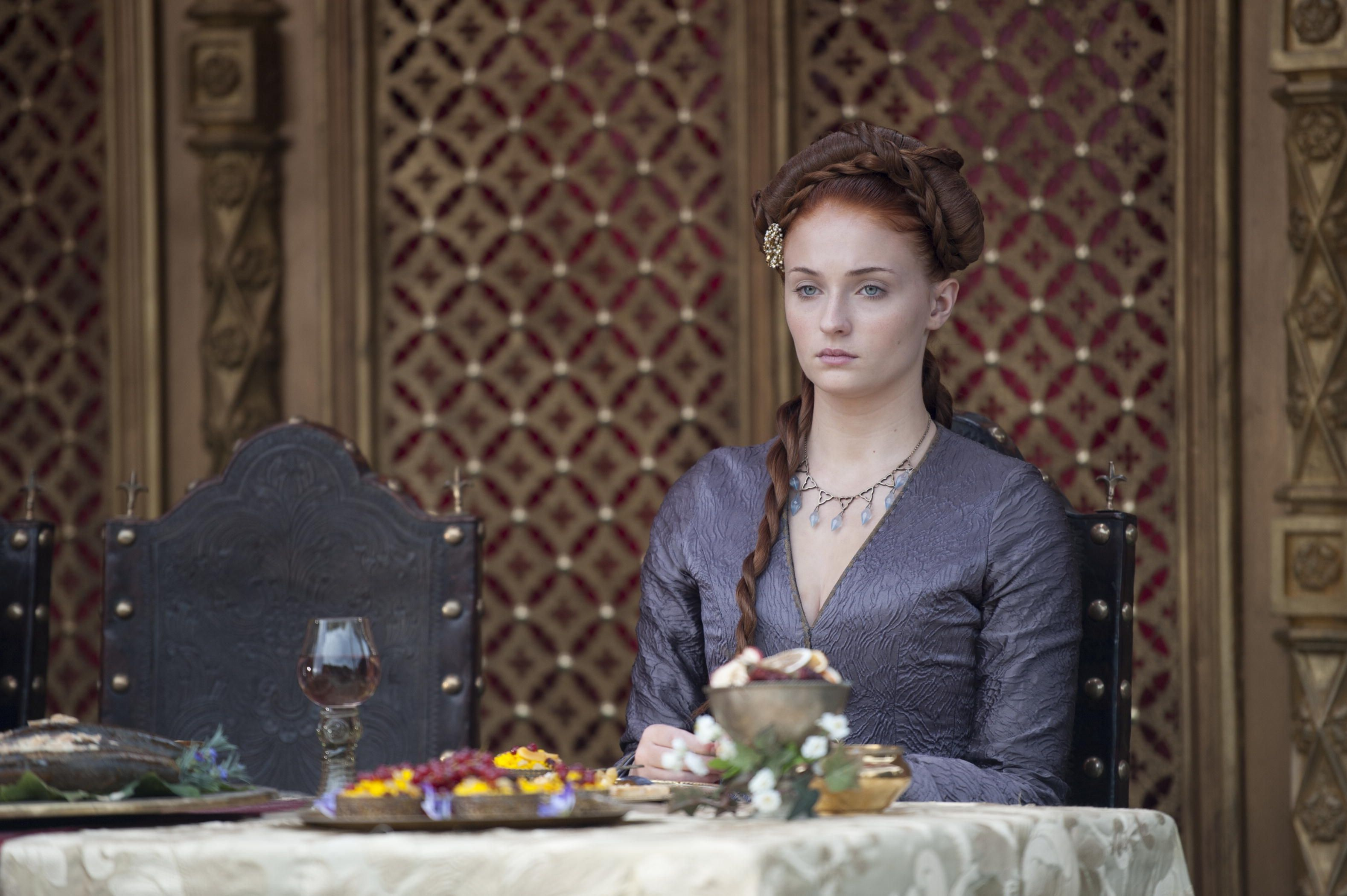 Sansa Costume Journey Game Of Thrones Game Of Thrones