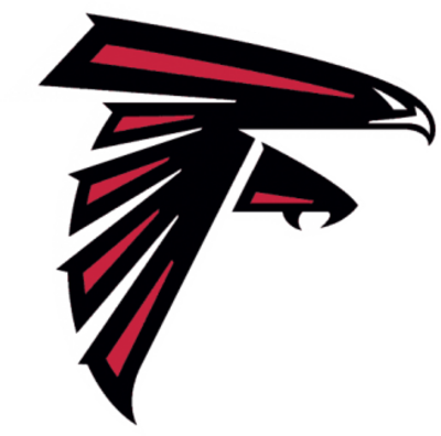 Printable Atlanta Falcons Logo Atlanta Falcons Logo Falcon Logo Atlanta Falcons Tattoo