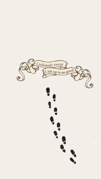 Imagen De Harry Potter Wallpaper And Marauders Map Wedding