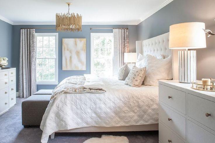 Slate Blue Bedrooms Pinterest Bedroom Walls Ideas For ...
