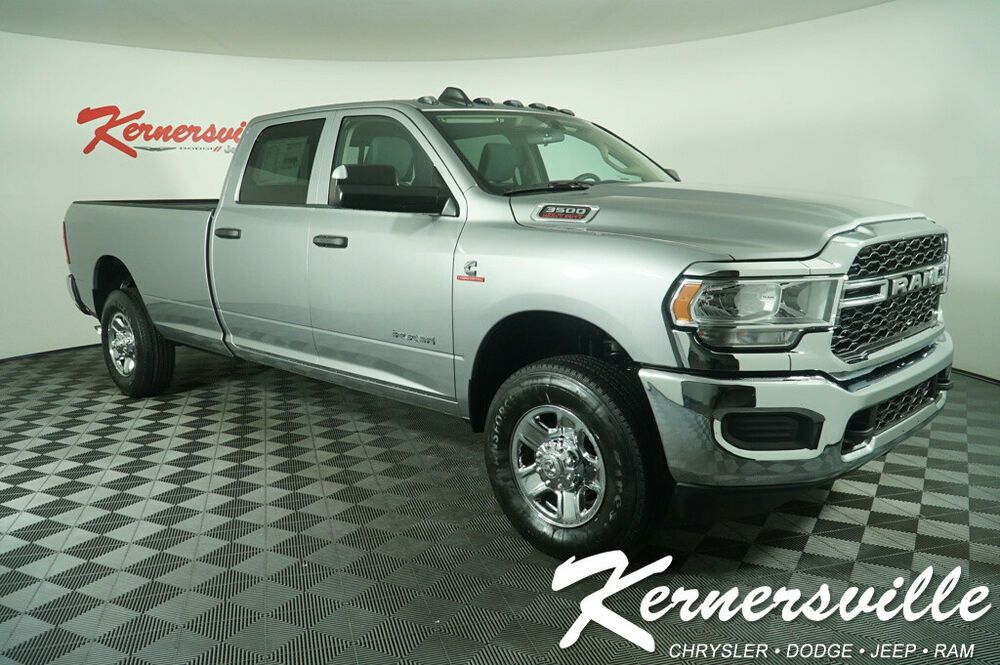 2020 Ram 3500 4x4 Crew Cab 169.5 in. WB Tradesman in 2020 ...