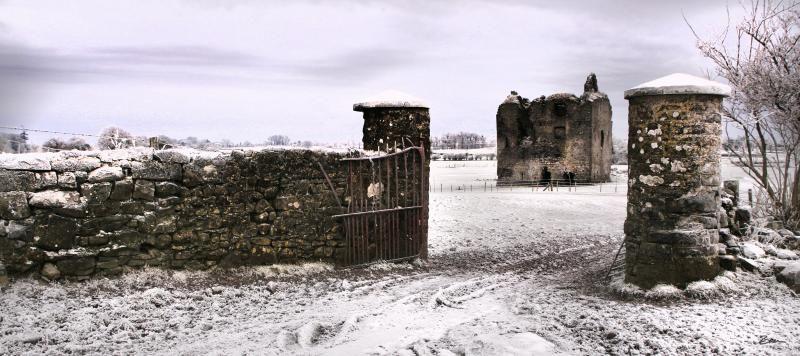 15th century 'Longford Castle, County Longford