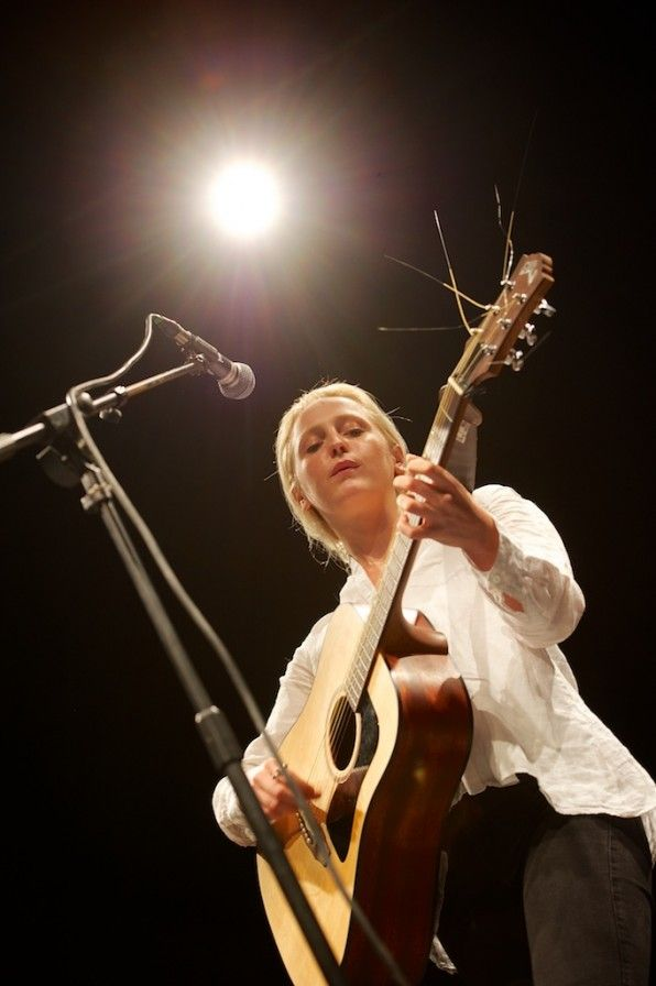 Laura Marling - Cambridge Corn Exchange 28th September 2013