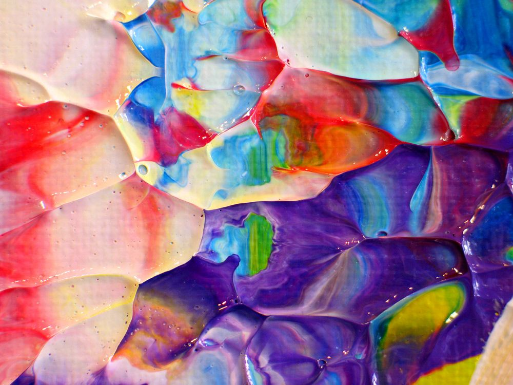 Spring is in the air :-))  Professional Dutch visual artist Anita Ammerlaan Colorful paintings! www.anitaammerlaan.com
