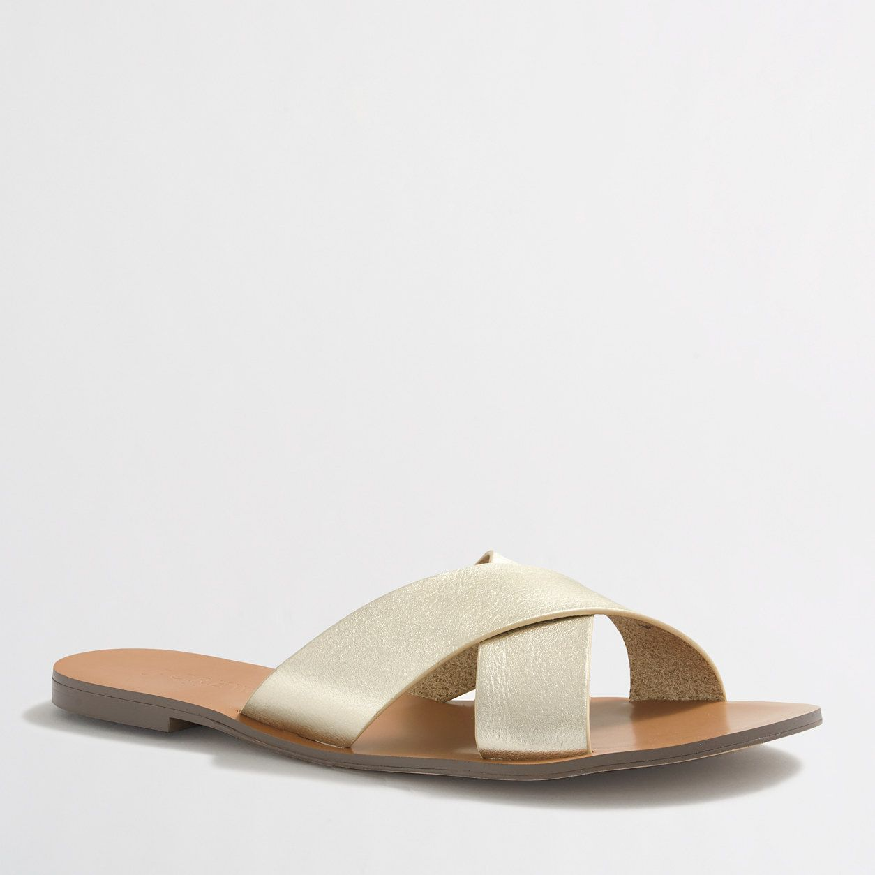 Factory seaside sandals : Outfit Obsessions | J.Crew Factory