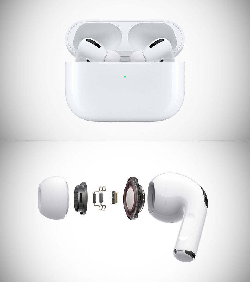 Hands On With The Apple Airpods Pro Airpods Pro Apple Black Friday Stores