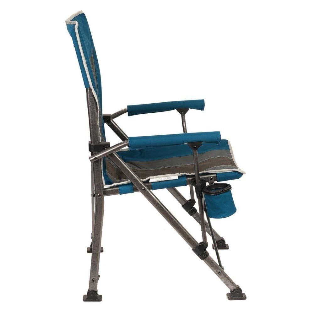 Stupendous Timber Ridge Smooth Glide Lightweight Padded Folding Chair Pabps2019 Chair Design Images Pabps2019Com