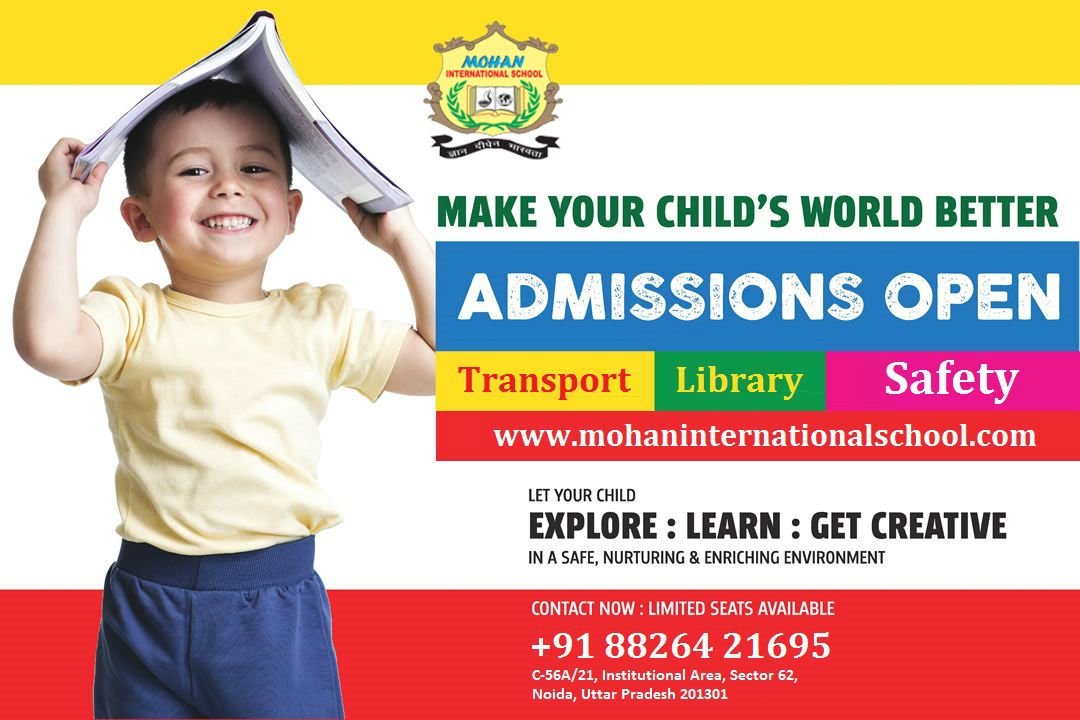 Back To School School Admission School Admissions School Posters Education Banner