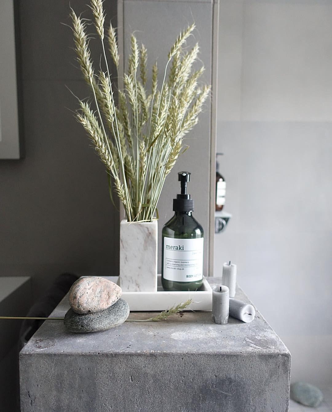 Favourite Bathroom Home Decor: Meraki - Linen Dew - My Favorite