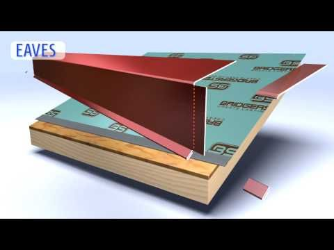 How To Install A Metal Roof Ridge Cap For Union S