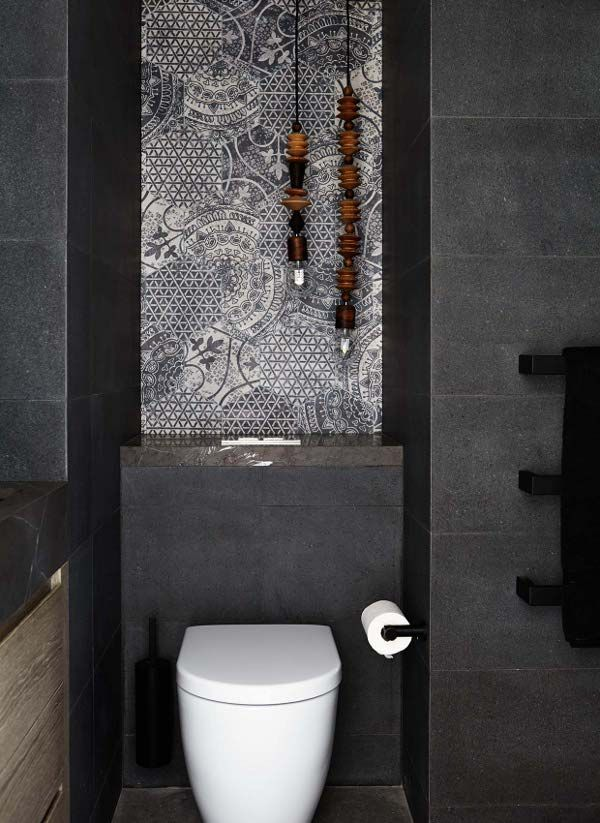 Hare + Klein Bathroom Pinterest Concealed cistern, Toilet and