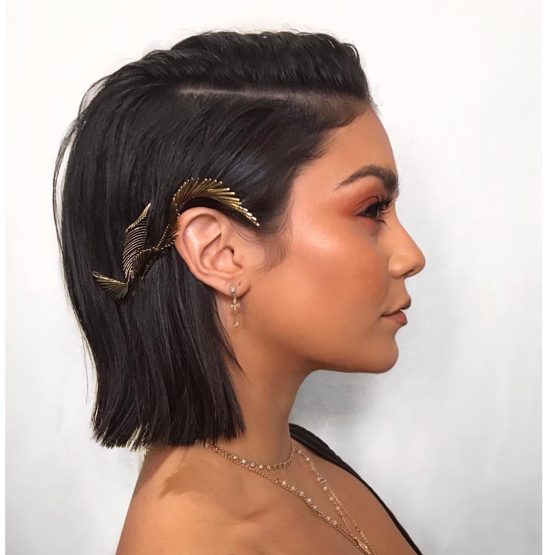 Vanessa Hudgens Short Vanessa Hudgens Short Hair Hair Beauty Beauty Hair Makeup