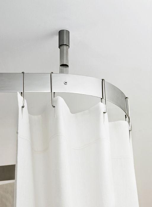 Agape Cooper Flat D System Agapedesign Curtain Rail Made