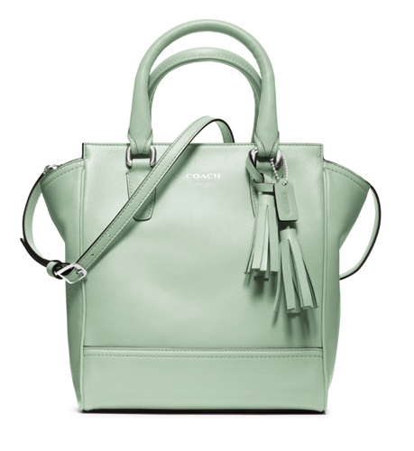 Coach-- love this color!!