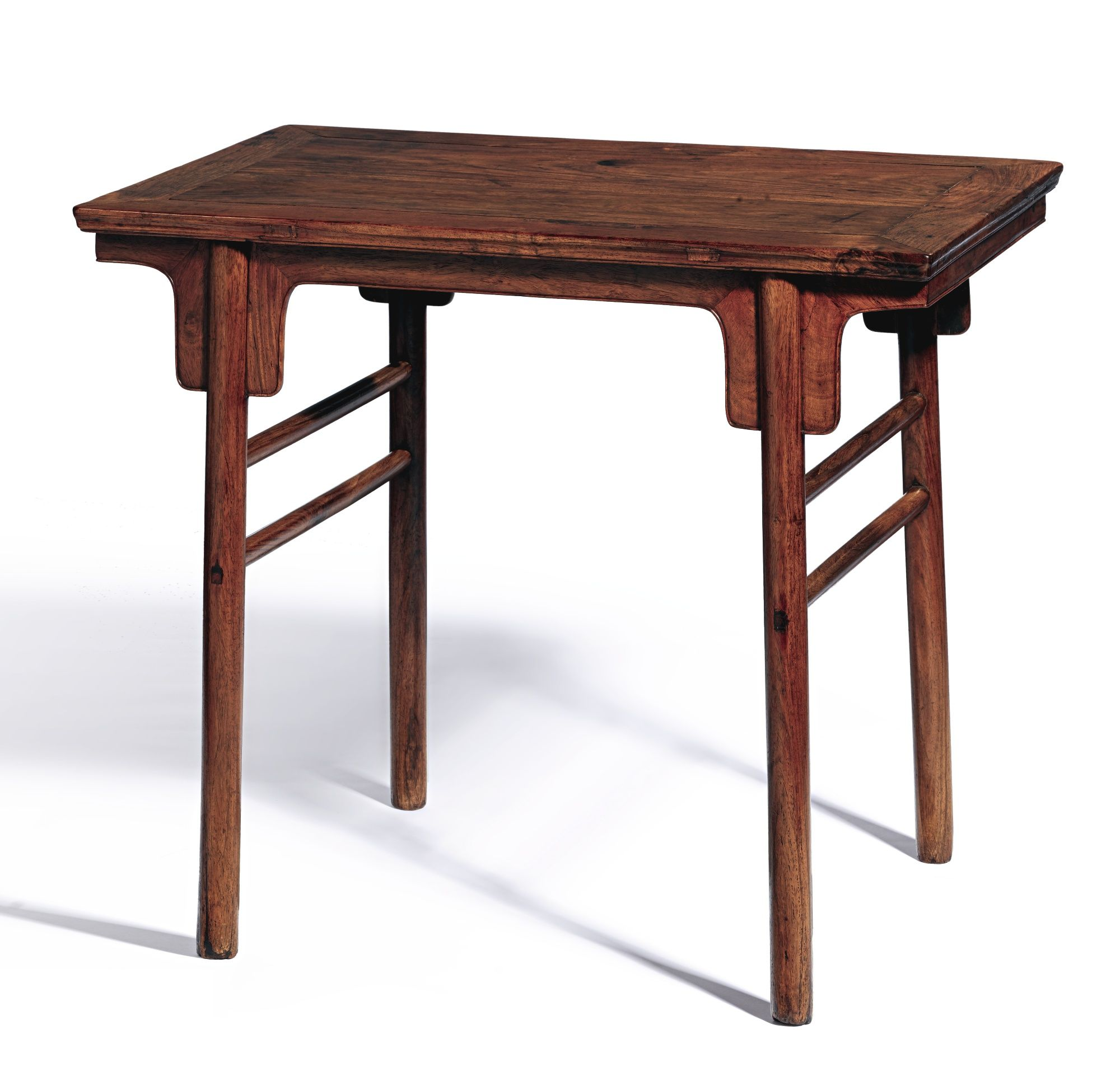 A Huanghuali Wine Table Jiuzhuo 17th Century Lot