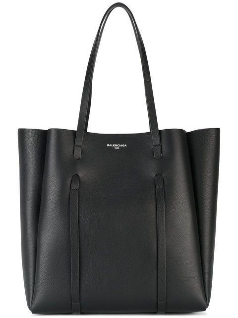 42ff0e74a Balenciaga Everyday Medium Tote bag Balenciaga Everyday Tote M - Farfetch  Small Leather Bag, Black