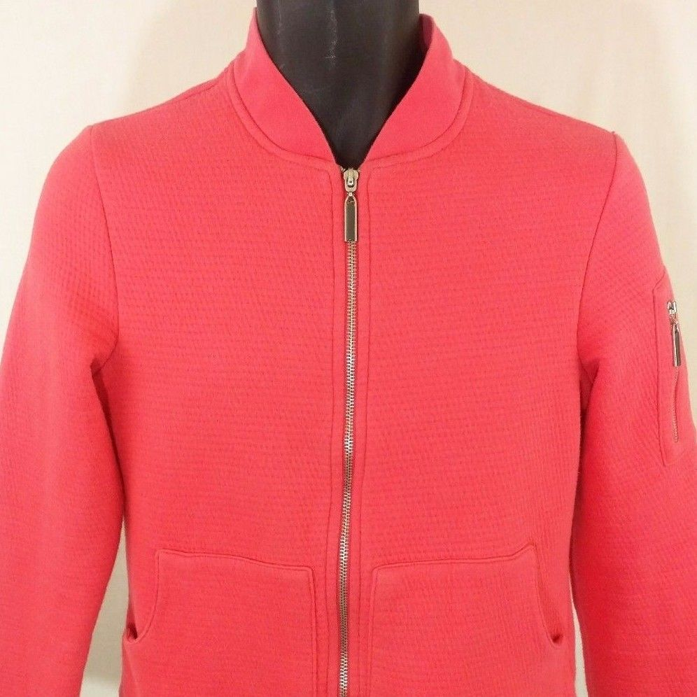 Gear For Sports Jacket Bomber Motorcycle Zipper Pink