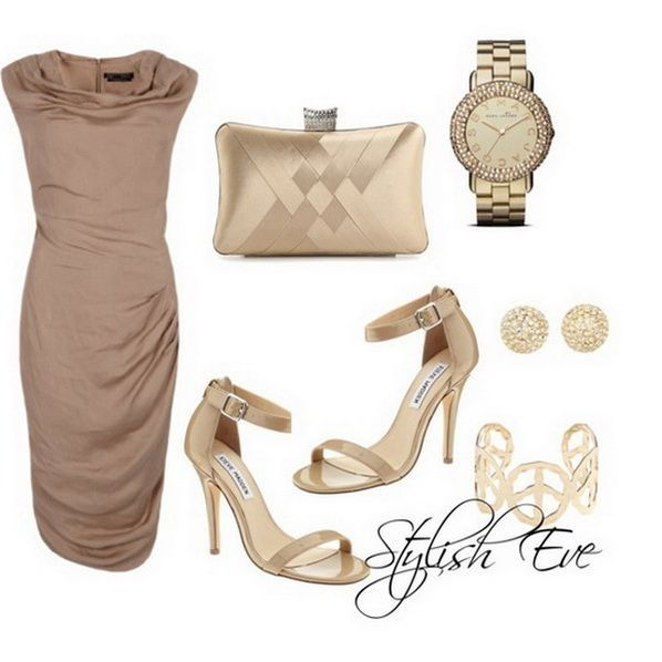 5fd7f5c6445e Spring/ Summer 2013 Outfits for Women by Stylish Eve.g...just the dress for  work by csspdx