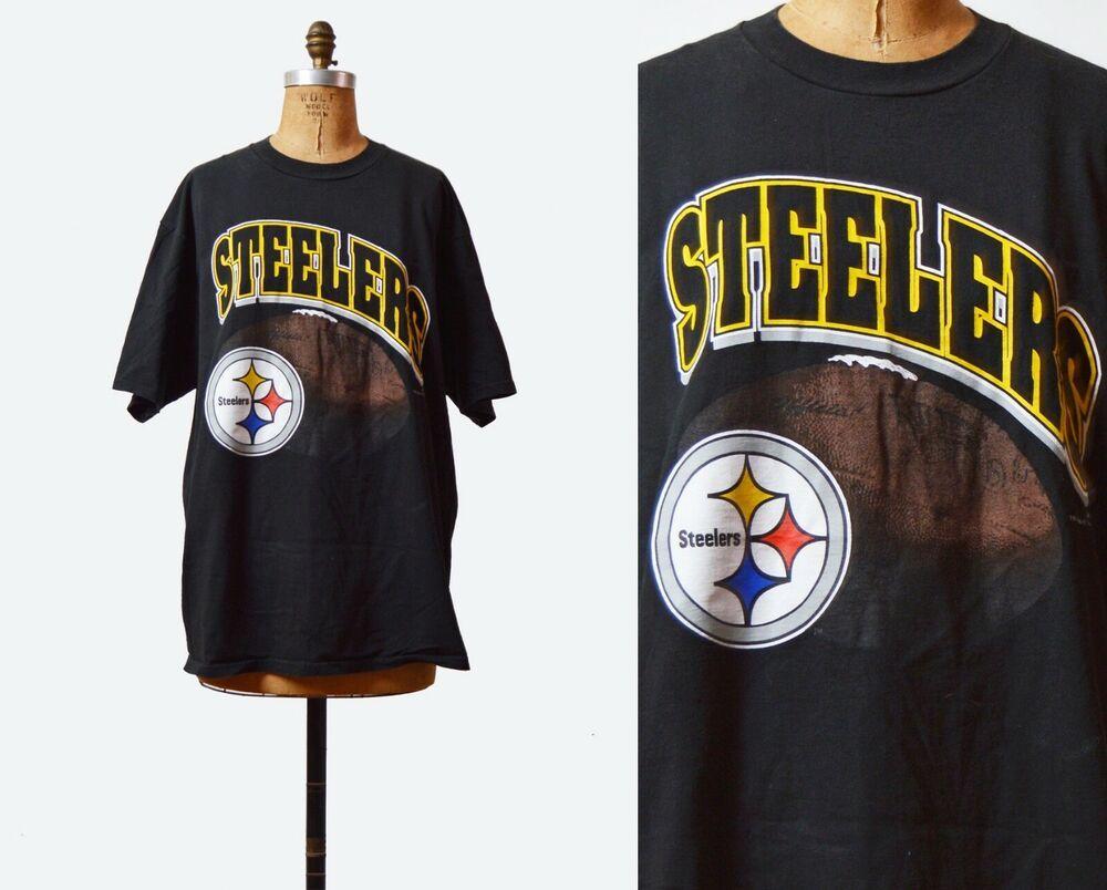 retro steelers shirts