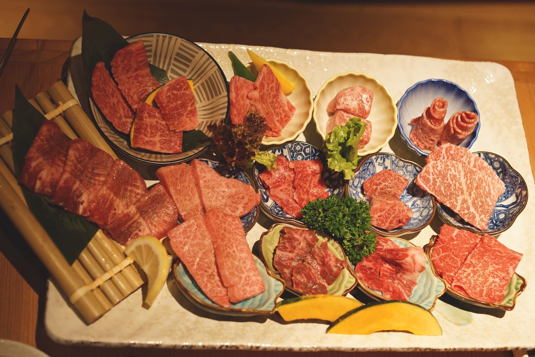 Japanese Wagyu Yakiniku Pure 和牛燒肉‧純 by mohkc Hong kong food | ครัว
