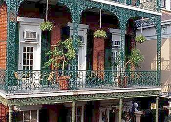 Hotel Villa Convento New Orleans French Quarter New Orleans