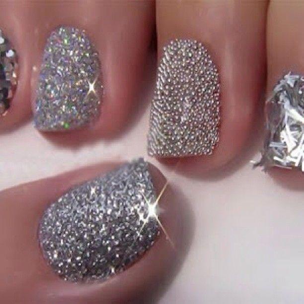 Caviar Nails Nails Pinterest Caviar Nails