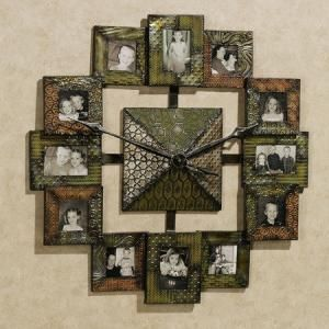 Visions of Memories Wall Clock  $95.99 at Touch of Class