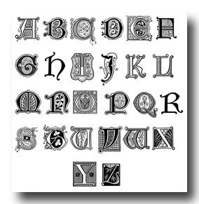 Google Image Result For Karenswhimsy Public Domain Images Fancy Lettering Thumbs 10
