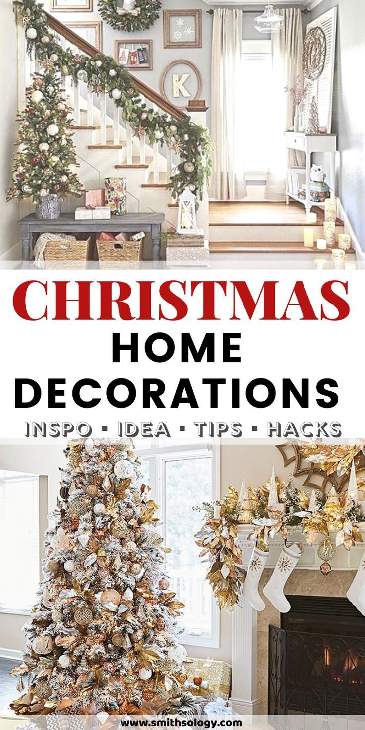 9 Stunning Christmas Decorating Ideas For Your Home