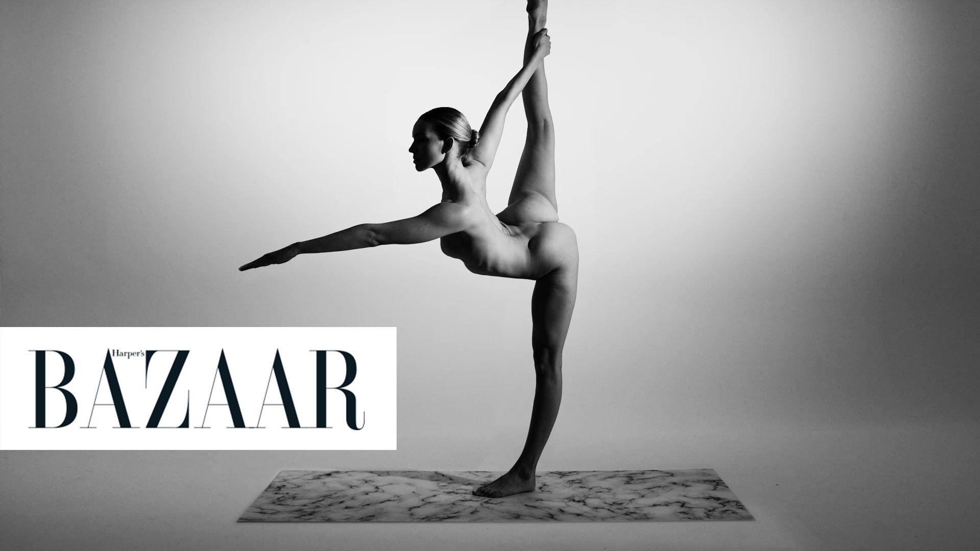 A Yoga Flow With Nude Yoga Girl Instagram Yogi Nude -3609