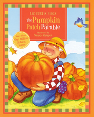 the pumpkin patch parable parable series by liz - Christian Halloween Stories