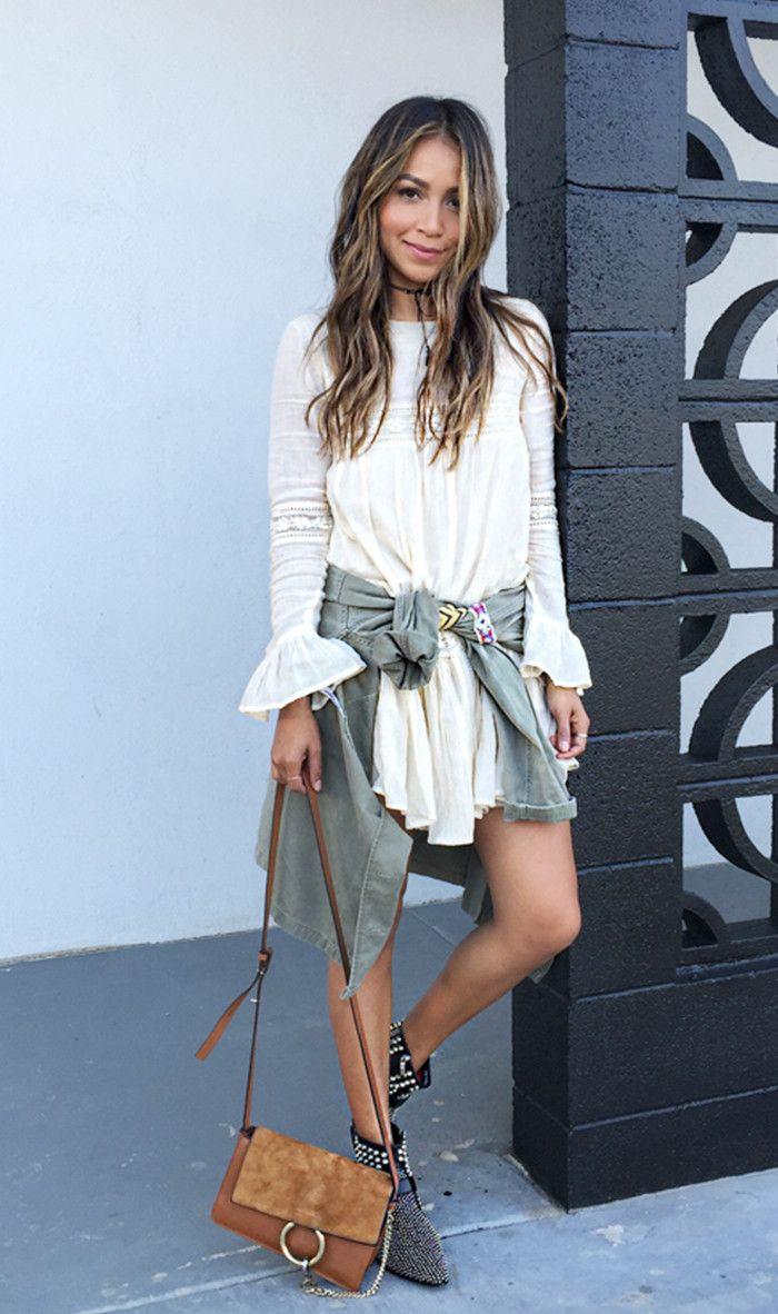 15 Cool Festival Outfits That Arent Overdone Sommerkleid Moda