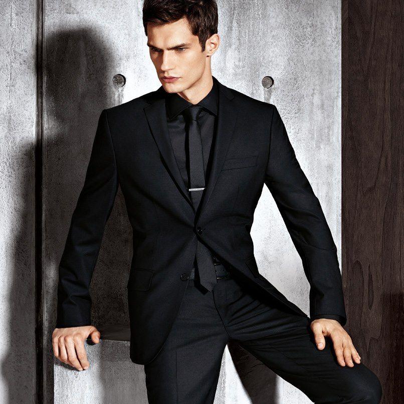 Ilovemeninsuits Black Suit Men All Black Suit Black Suit Wedding
