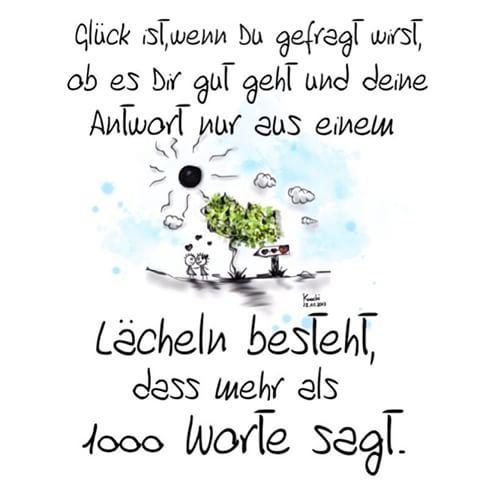 #Glück ist,wenn #Du gefragt wirst,ob es dir #gut #geht und deine #Antwort nur aus einem #Lächeln besteht,dass mehr als #tausend #Worte sagt.  #sketch #sketchclub #painting #freitag #wochenende ✌️