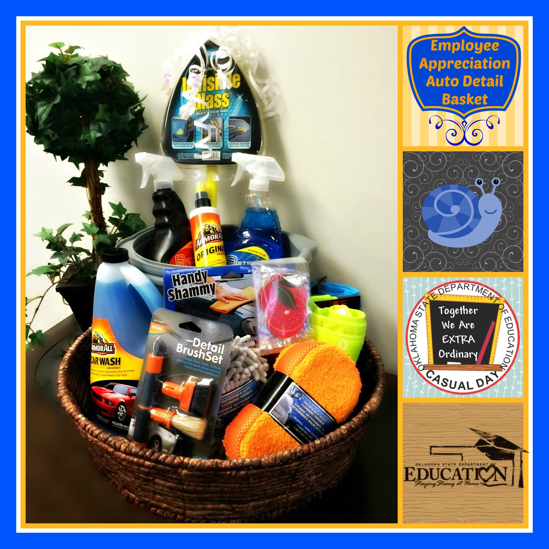 Last gift basket for 2014 Employee Appreciation Month