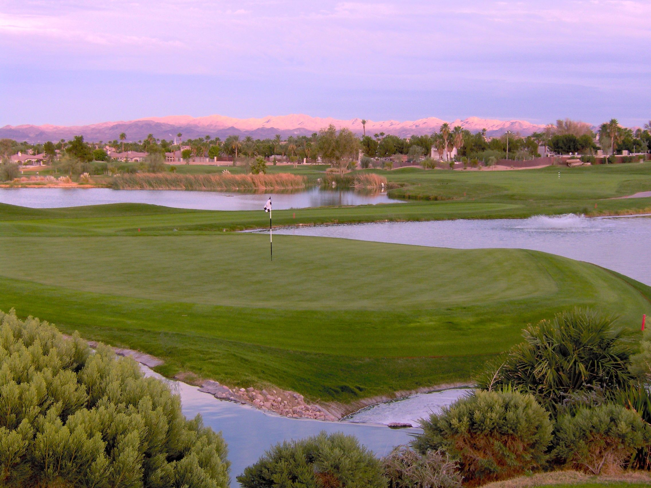 golf @Wildhorse as the sun is coming up | Top golf courses ...
