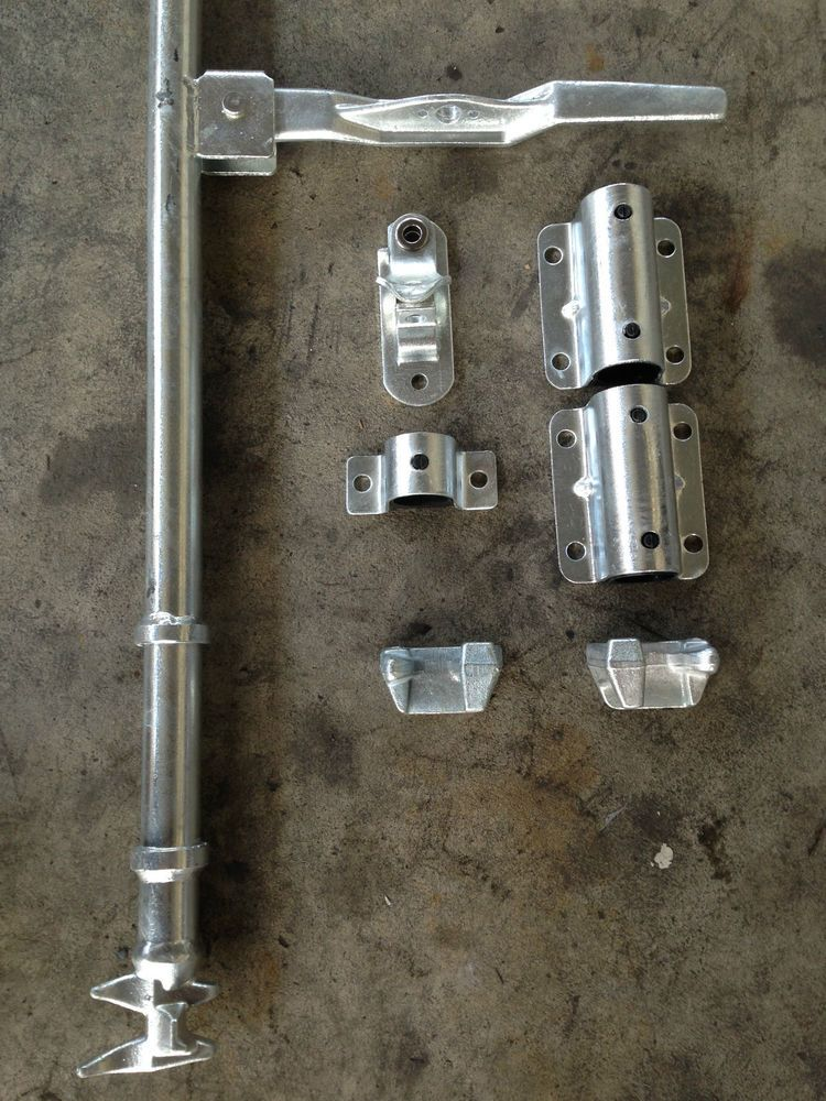 Pin On Locking Systems