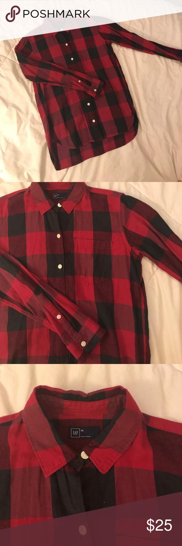 Flannel shirt xs  GAP Flannel shirt  My Posh Picks  Pinterest  Flannel shirts