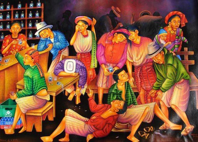PINTORES LATINOAMERICANOS-JUAN CARLOS BOVERI: Pintores