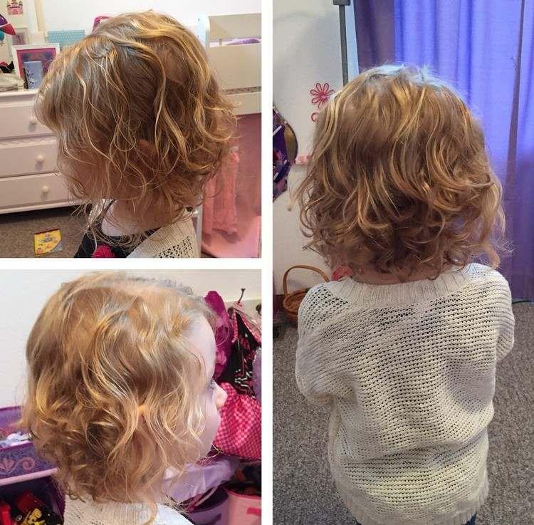 Coupe de cheveux petite fille en 40 idées dignes d'une
