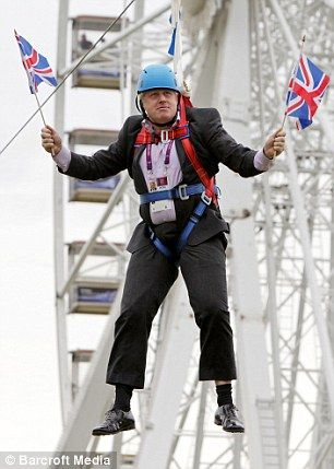 Image result for boris johnson funny""