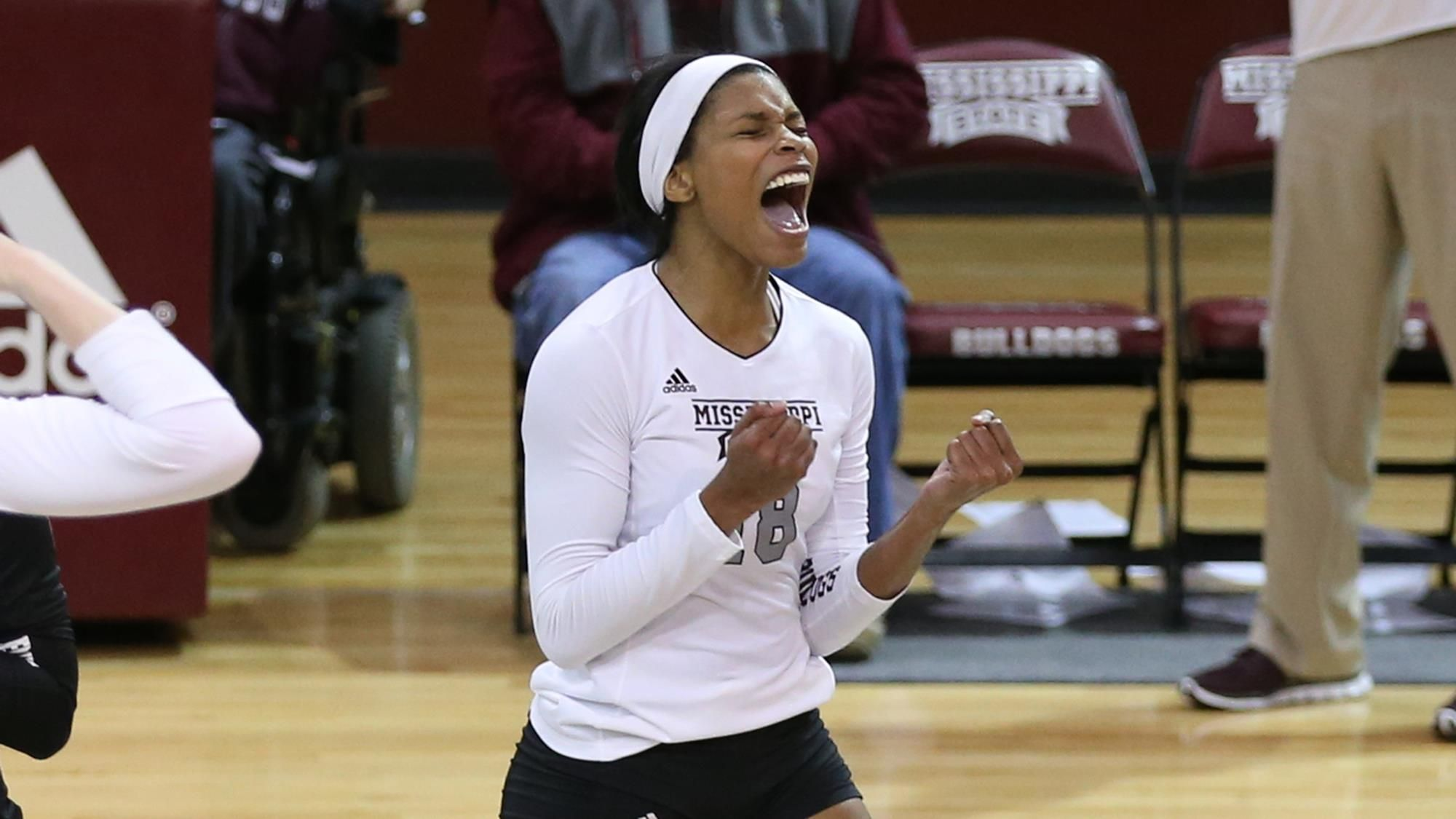 Alex Warren Mississippi State Athletics Volleyball News Mississippi State Athlete