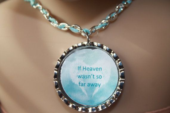 If Heaven Wasn't So Far Away Memory by LifeBeautifulJourney, $15.50