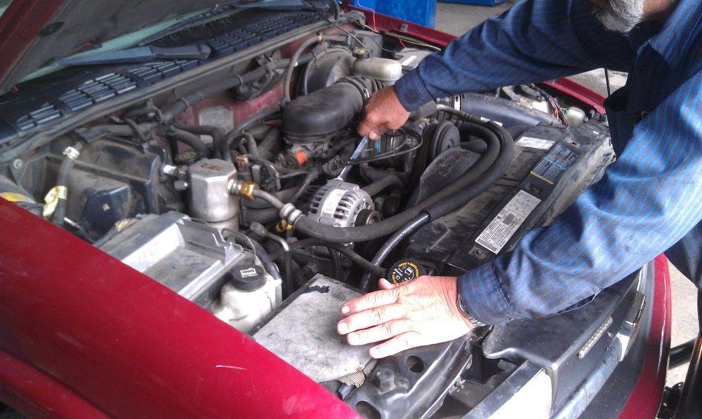 Napa Auto Care, (formally Discount Brake Tune N Lube